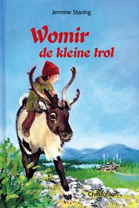 Womir de kleine trol - 9789062383993 - Jennine Staring