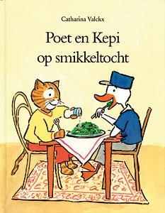 Poet en Kepi op smikkeltocht - 9789076174150 - Catharina Valckx