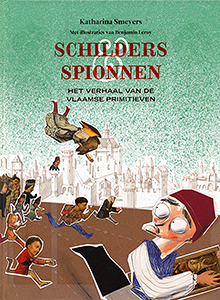 Schilders en spionnen - 9789076830957 - Katharina Smeyers