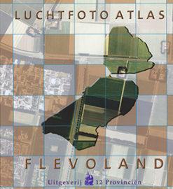 Luchtfotoatlas Flevoland - 9789077350119 -