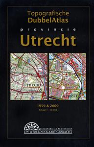 provincie Utrecht topografische dubbelatlas - 9789077350331 -