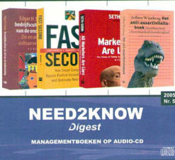 Need2Know Digest 2005 nr.5 - 9789077513026 - E.H.  Schein