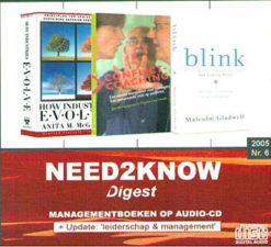 Need2Know Digest 2005 nr.6 - 9789077513064 -  Gladwell