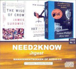 Need2Know Digest 2006 nr.3 - 9789077513088 -  Surowiecki