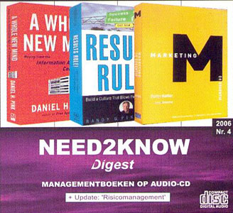 Need2Know Digest 2006 nr.4 - 9789077513118 -  Pink