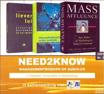 Need2Know 2005 nr.3 - 9789077513187 -  Maier