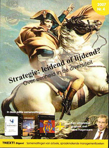 Next! Digest 2007 nr.4 Strategie: leidend of lijdend? Over eenhe - 9789077513200 -  Gundry
