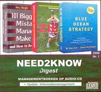 Need2Know Digest 2006 nr.1 - 9789079765072 -  Chan Kim