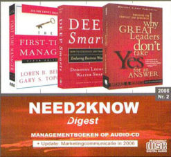 Need2Know Digest 2006 nr.2 - 9789079765089 -  Belker