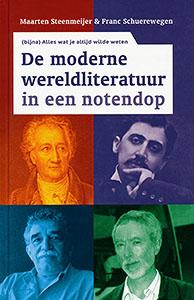 De moderne wereldliteratuur in een notendop - 9789085642169 - Maarten Steenmeijer
