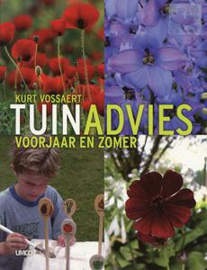 Tuinadvies, voorjaar en zomer - 9789086690640 - Kurt Vossaert