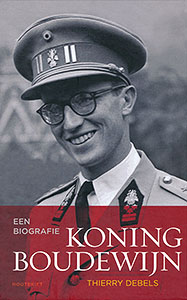 Koning Boudewijn - 9789089241368 - Thierry Debels