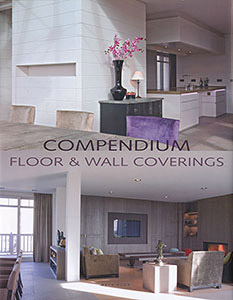 Compendium floor and wall coverings - 9789089440006 -