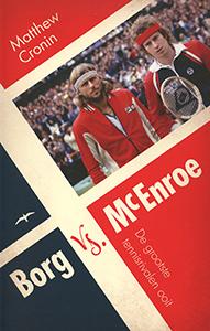 Borg vs. McEnroe - 9789400400221 - Matthew Cronin