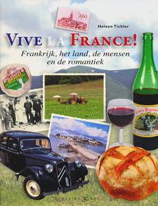 Vive La France - 9789460540295 - Heleen Tichler