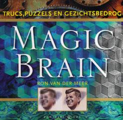 Magic Brain - 9789460540707 - Ron van der Meer