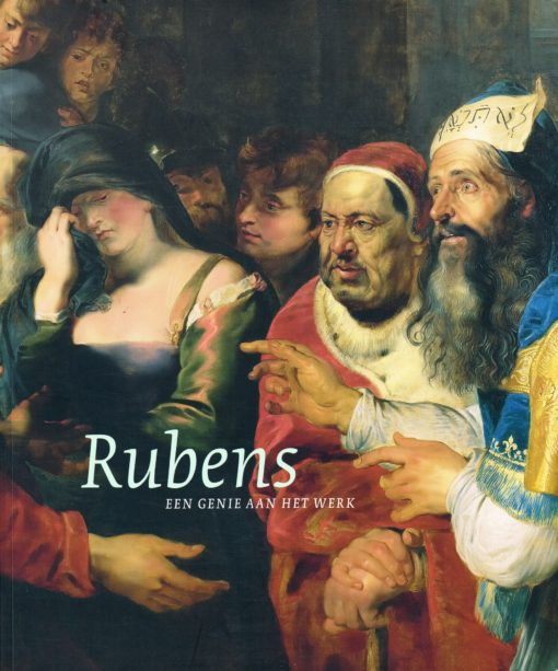 Rubens, een genie aan het werk - 9789020972382 -