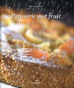 Patisserie met fruit - 9789020999068 - Kris Goegebeur