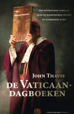 De Vaticaandagboeken - 9789035139466 - John Thavis