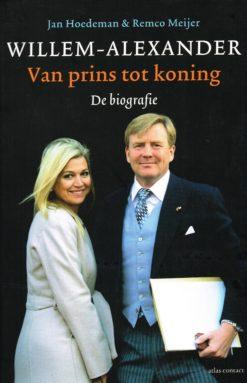 Willem-Alexander - 9789045024547 - Jan Hoedeman