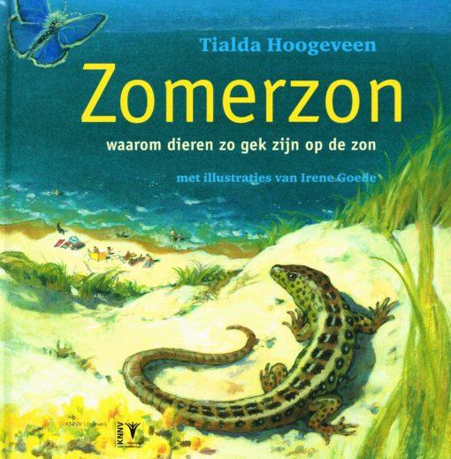 Zomerzon - 9789050113267 - Tialda Hoogeveen