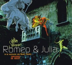 Romeo en Julia - 9789085300465 - William Shakespeare