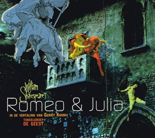 Romeo en Julia - 9789085300465 - William Shakespeare