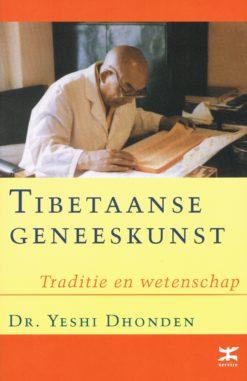 Tibetaanse geneeskunst - 9789021599243 - Yeshi  Dhonden