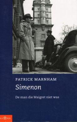 Simenon - 9789025411862 - Patrick Marnham