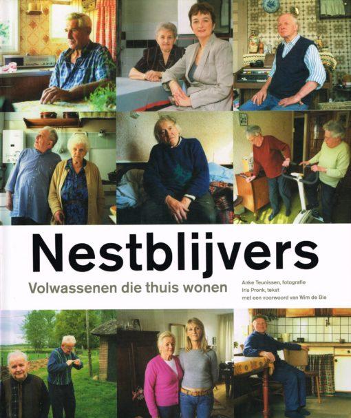 Nestblijvers - 9789040082771 - Iris Pronk