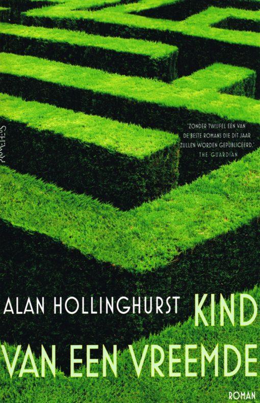 Kind van een vreemde - 9789044621662 - Alan Hollinghurst