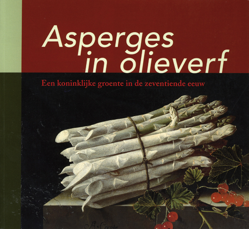 Asperges in olieverf - 9789040090622 -