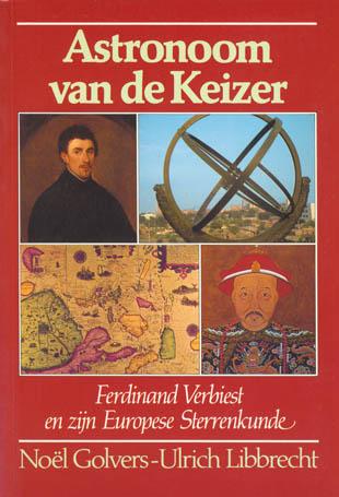 Astronoom van de keizer - 9789061524397 -  Ulrich Libbrecht