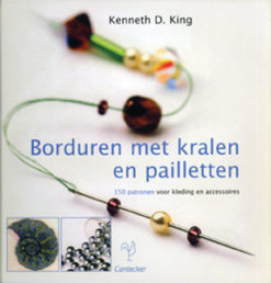 Borduren met kralen en pailletten - 9789021337814 - Kenneth King