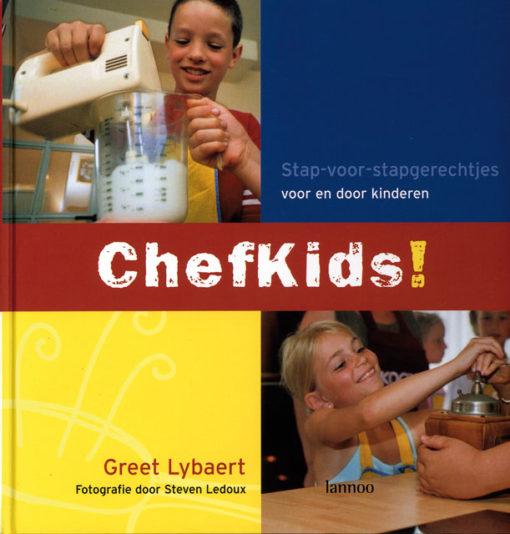 Chefkids! - 9789020954975 -  Lybaert