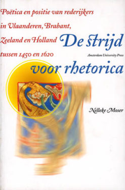 De strijd voor rhetorica - 9789053564899 -  Moser