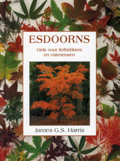 Esdoorns - 9789060975756 -  Harris