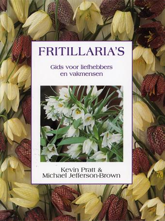 Fritillaria's - 9789060975749 -  Pratt