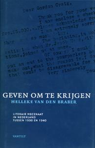 Geven om te krijgen - 9789075697773 - Helleke van den Braber