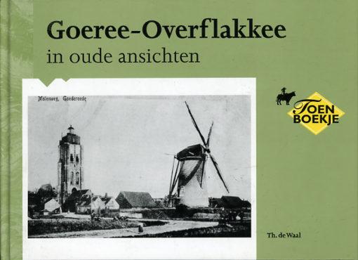Goeree-Overflakkee - 9789028832275 -  de Waal