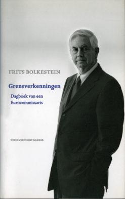 Grensverkenning - 9789035128217 - Frits  Bolkestein