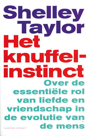 Het knuffelinstinct - 9789025416522 - Shelley Taylor