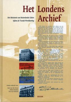 Het Londens Archief - 9789053528860 - Bert van der Zwan