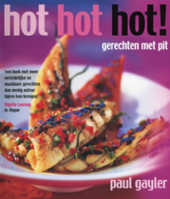 Hot Hot Hot! - 9789059561366 - Paul Gayler
