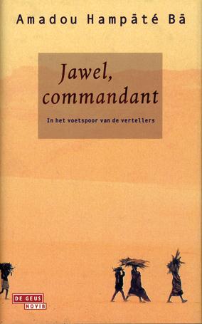 Jawel, commandant - 9789052267647 -