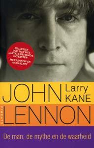 John Lennon + DVD - 9789049900120 -  Kane