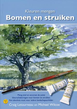 Kleuren mengen – Bomen en struiken - 9789021334578 -  Letourneau