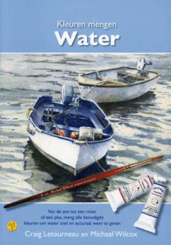 Kleuren mengen – Water - 9789021334585 -  Letourneau