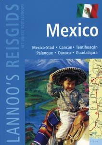 Lannoo's Reisgids Mexico - 9789020938951 -