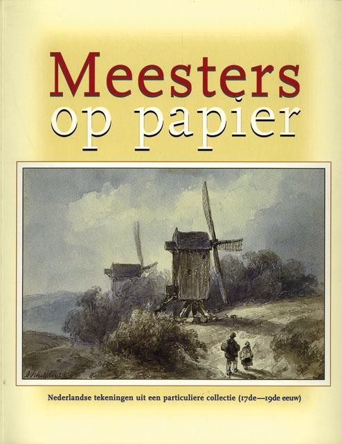 Meesters op papier - 9789040087073 -